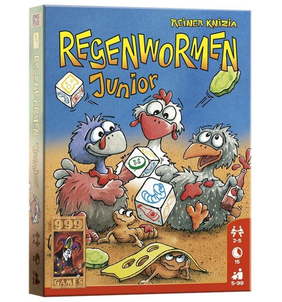 Regenwormen Junior - 999games
