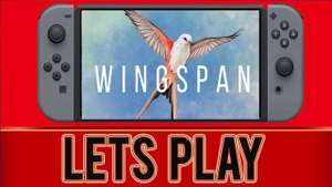 Wingspan Nintendo Switch