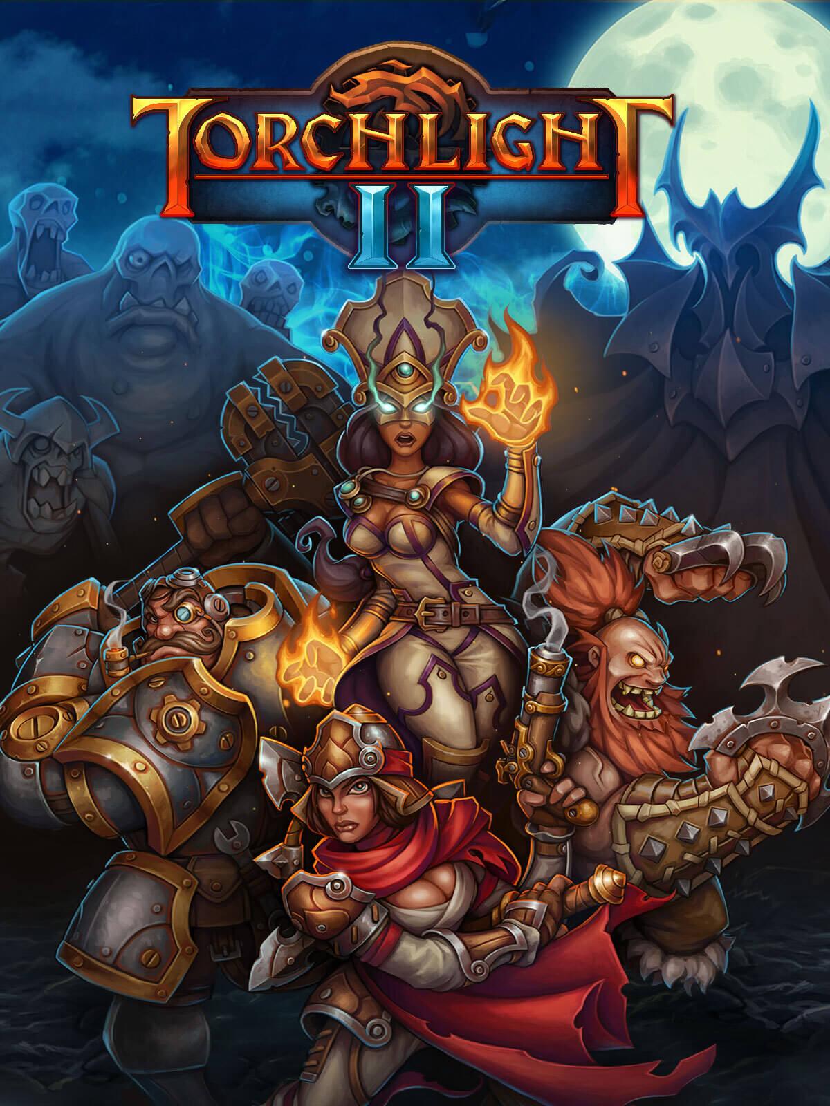 GRATIS op epic games torchlight 2