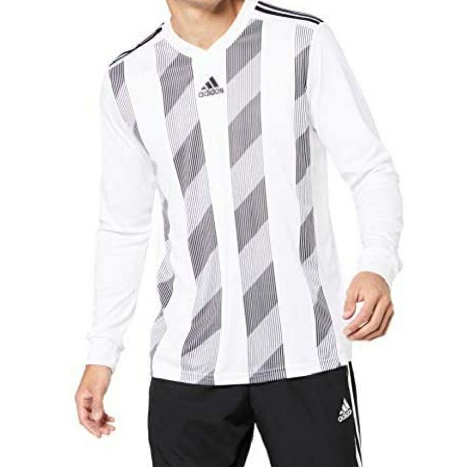 Adidas sport shirt met lange mouwen voor kinderen en volwassenen