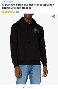 G-Star Raw heren Sweatshirt met capuchon Round Originals Hooded
