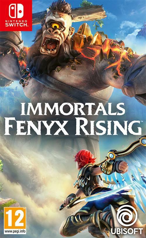 Immortals Fenyx Rising voor Nintendo Switch