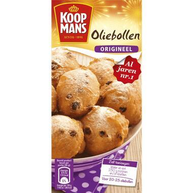 Koopmans Mix voor oliebollen €0,89 @ Dirk & Dekamarkt