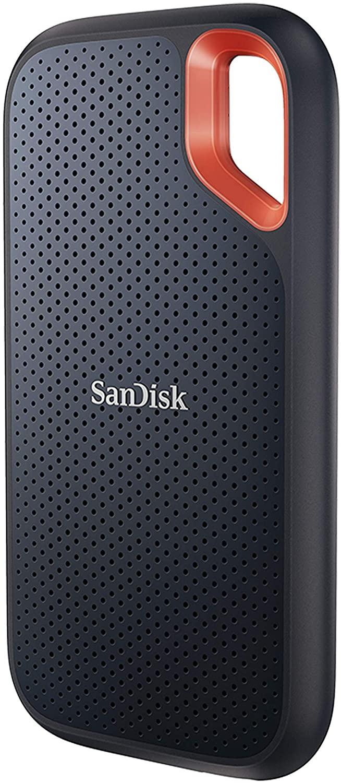 Sandisk Extreme Portable SSD V2 1TB Zwart