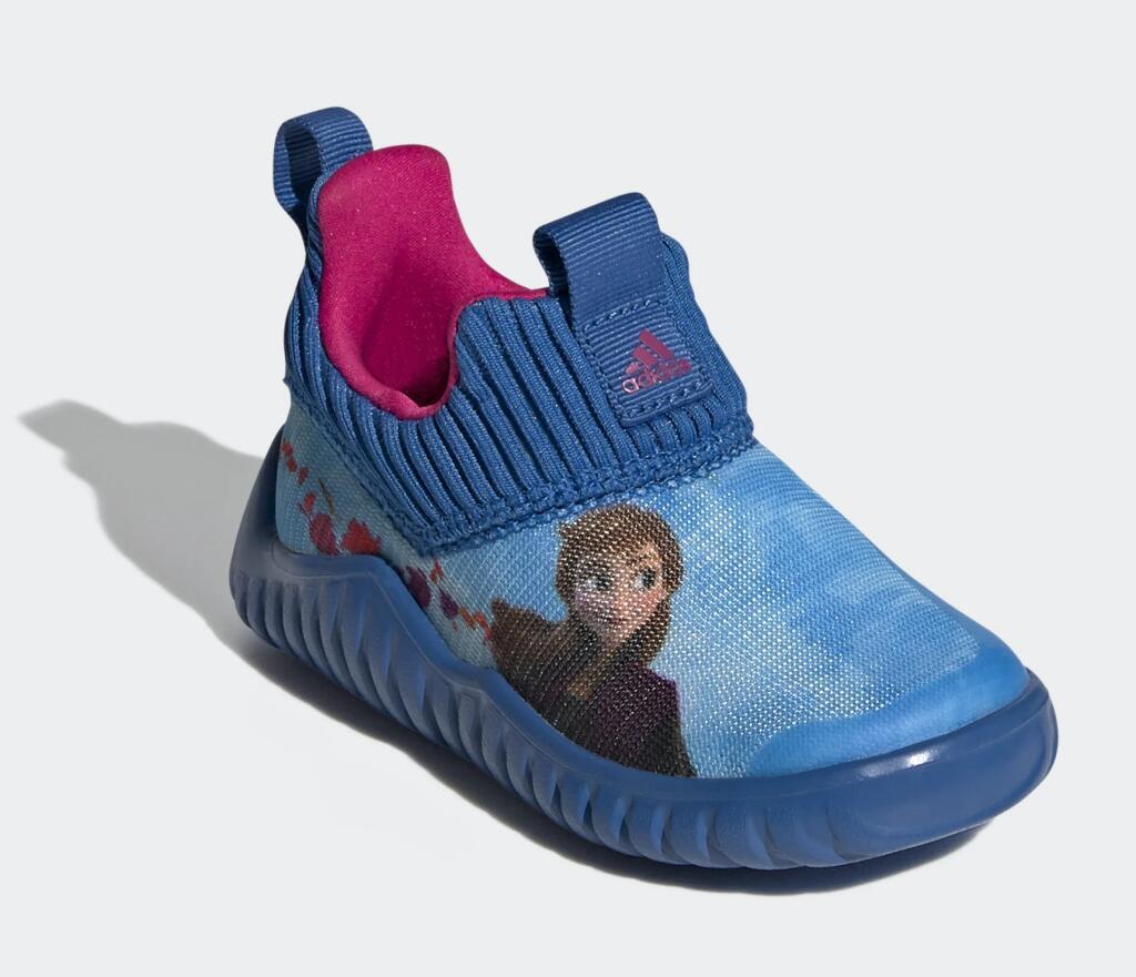 [Nu €20,78] Disney Frozen RapidaZen sneakers voor peuters voor €25,97 (was €39,95) @ Adidas
