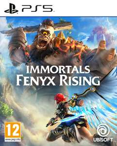 Immortals Fenyx Rising + Pre-Order DLC voor PS4, PS5, Xbox & Nintendo Switch