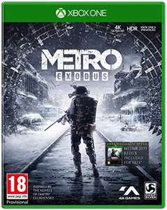 Metro Exodus (Xbox One) @ Amazon.de