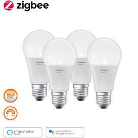 4-pack Ledvance E27 Zigbee Tunable White
