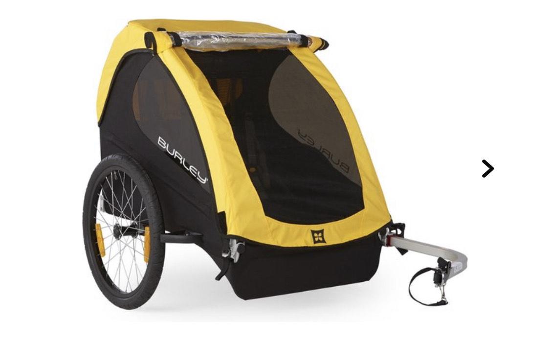 [Prijsfout] Burley meerdere fietskarren @ Bol.com