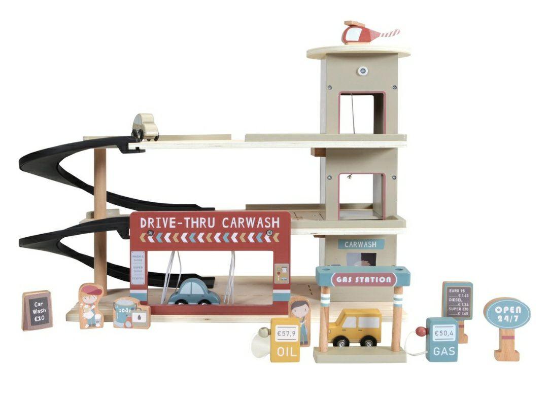 Korting op Little Dutch houten speelgoed @bol.com