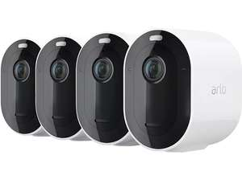 ARLO Pro 3 set met 4 camera's wit voor €409,99 @ Media Markt