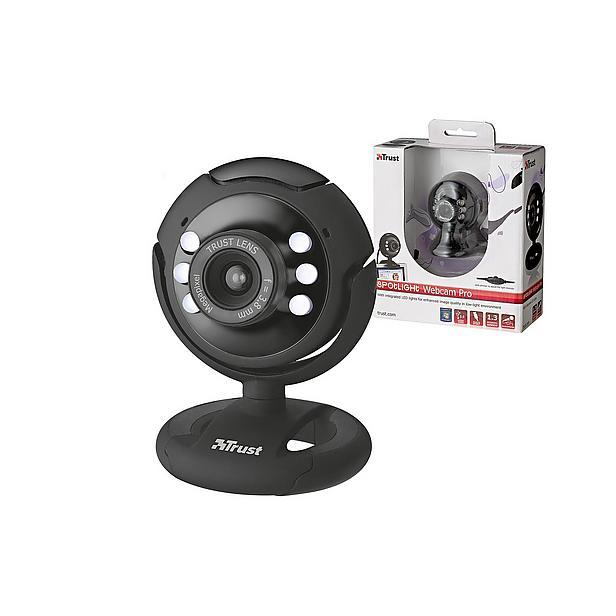 Trust SpotLight Webcam Pro voor €11 @ Wehkamp