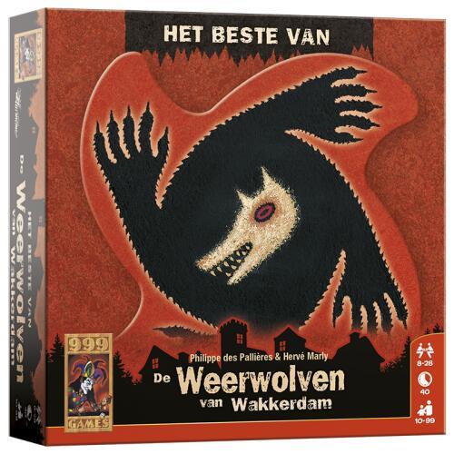 Het beste van De Weerwolven van Wakkerdam spel voor €5 @ Trekpleister
