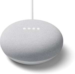 2x Google Nest Mini voor €54 @ Tink