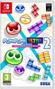 Puyo Puyo Tetris 2 - Limited Edition - Nintendo Switch / PS4 / PS5 / XBOX @Bol