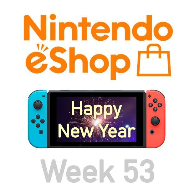 Nintendo Switch eShop aanbiedingen 2020 week 53