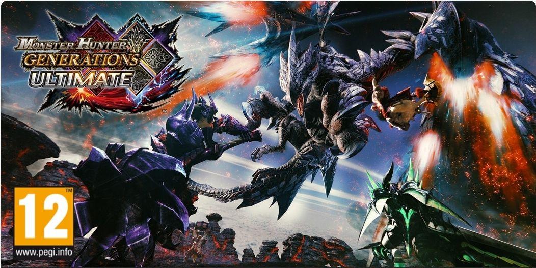 Monster Hunter Generations Ultimate™ voor Nintendo Switch (digitaal)
