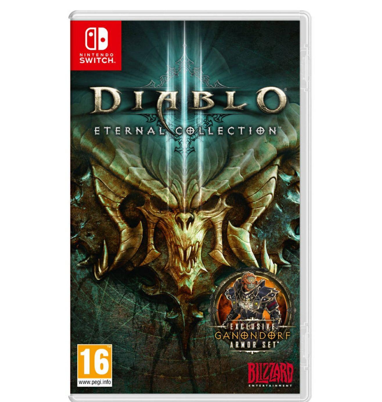 Diablo 3 eternal edition [switch]