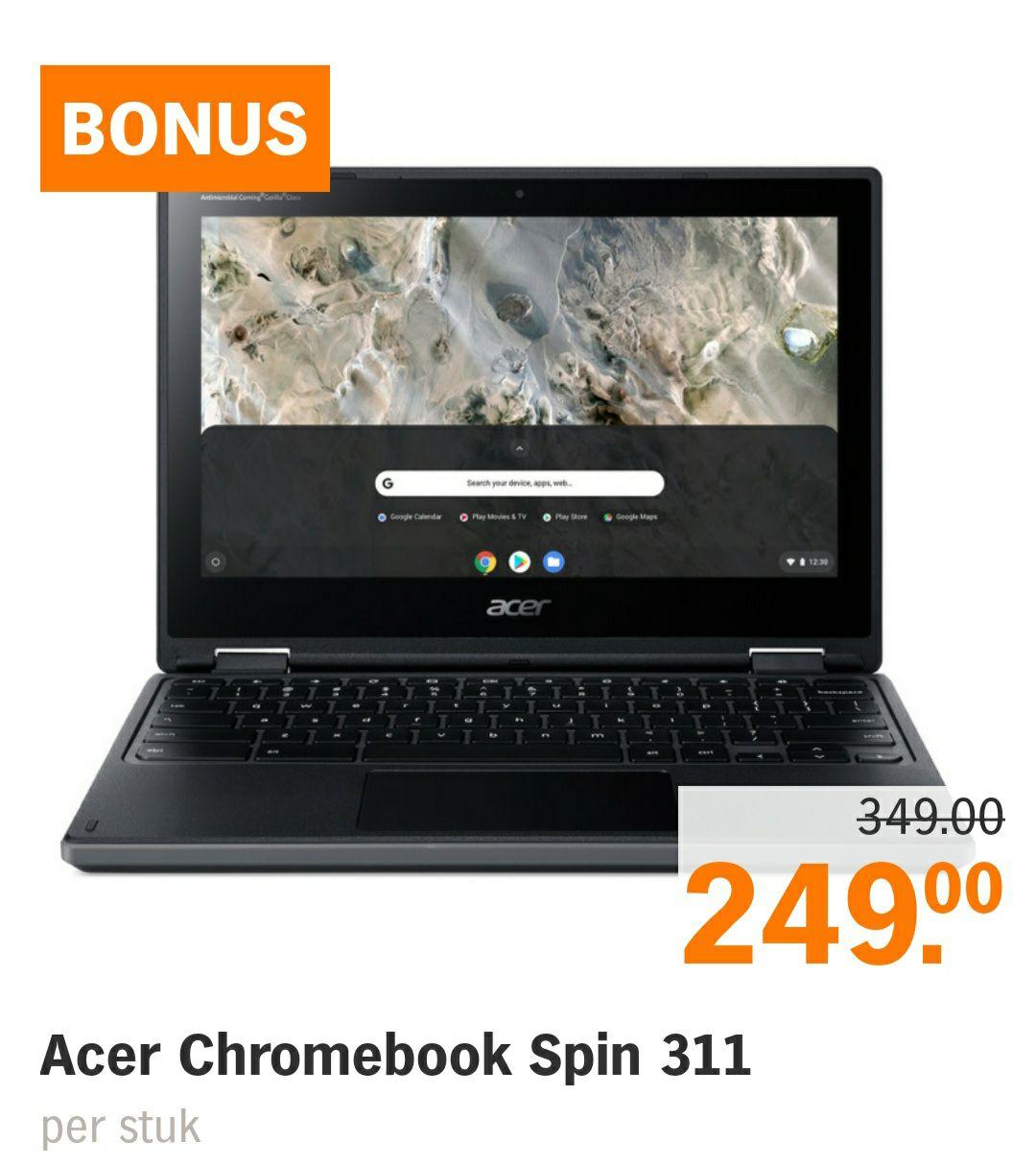 Acer Chromebook Spin311