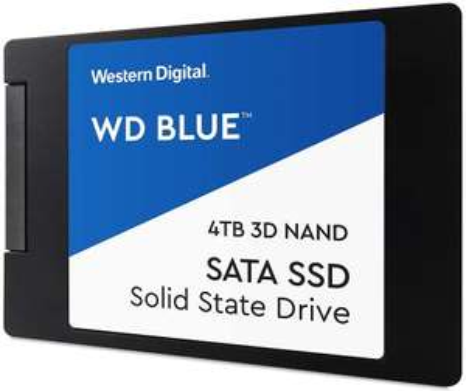 "WD Blue 4TB 2.5"" 3D NAND SSD @Amazon ES"