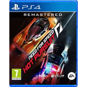 [PS4] Need for Speed Hot Pursuit Remastered game (PlayStation store)