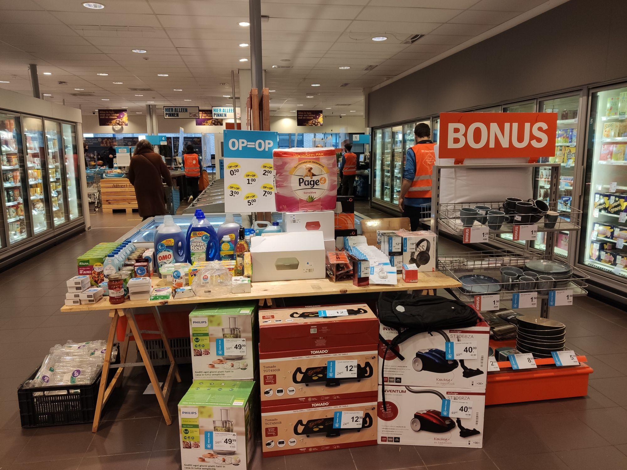 Lokale Afprijzing Albert Heijn Bussum