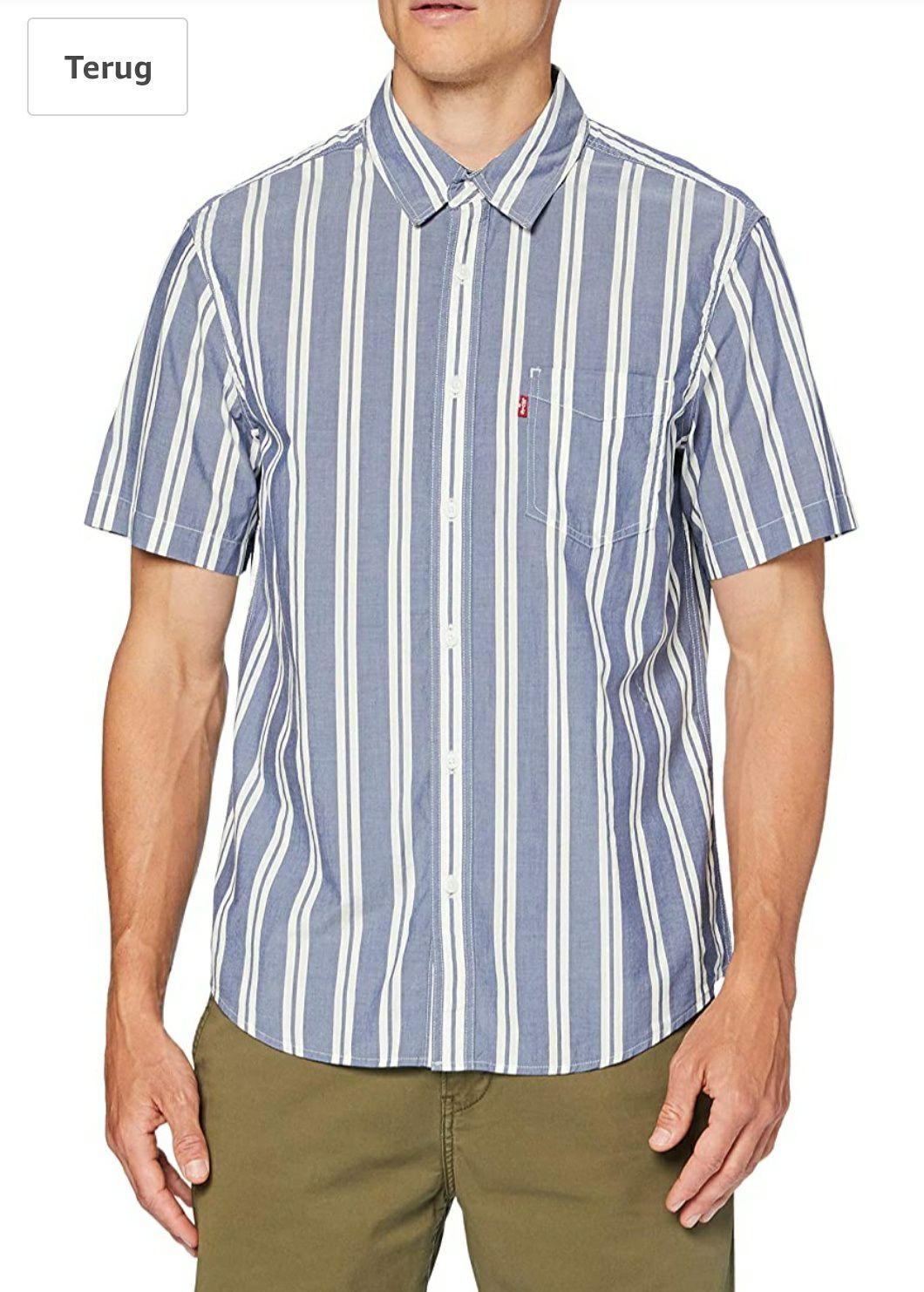 Levi's Sunset 1 Pocket Standard Heren Shirt