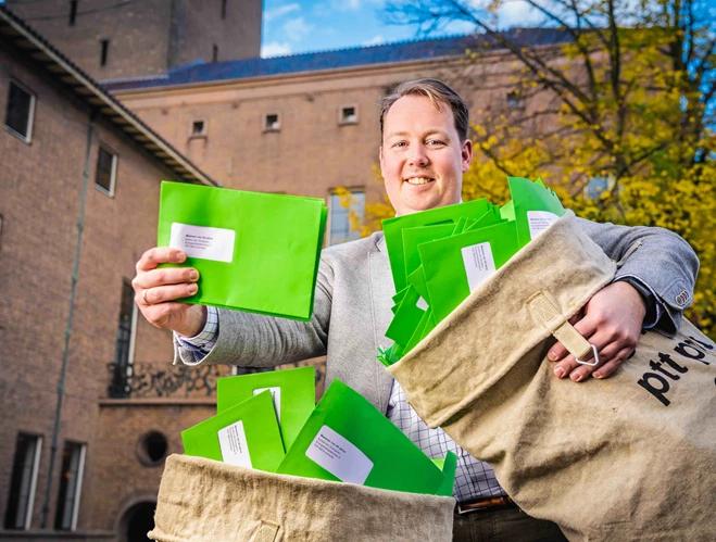 Gratis energie besparende producten in Enschede