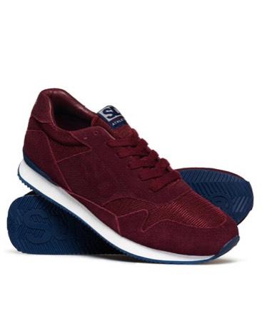 Superdry Heren / Jongens Sneakers - Enkel nog in maat 40 verkrijgbaar
