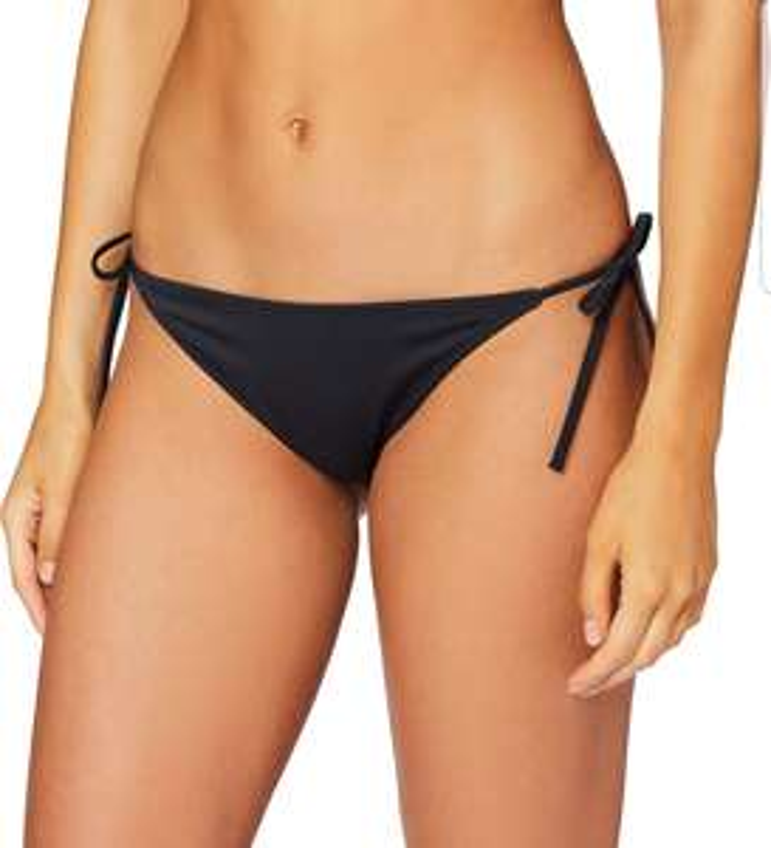 Calvin Klein Vrouwen Bikini Bottoms CHEEKY STRING SIDE TIE zwart bikini broekje voor dames maat L 5,79 bij Amazon.nl