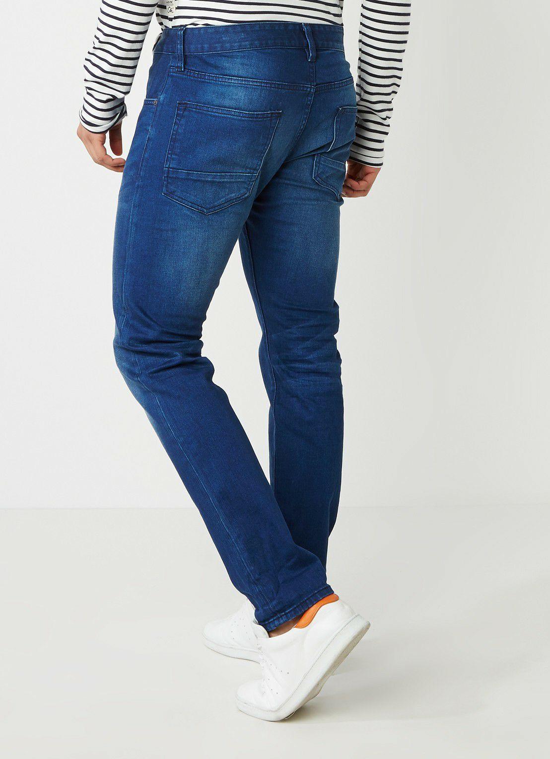 Scotch & Soda Ralston Winter Spirit Jeans (Regular Slim Fit)