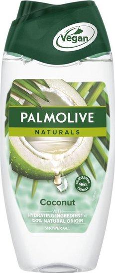 Palmolive Douchegel naturals coconut 250 ml €1 @ Dekamarkt / Dirk