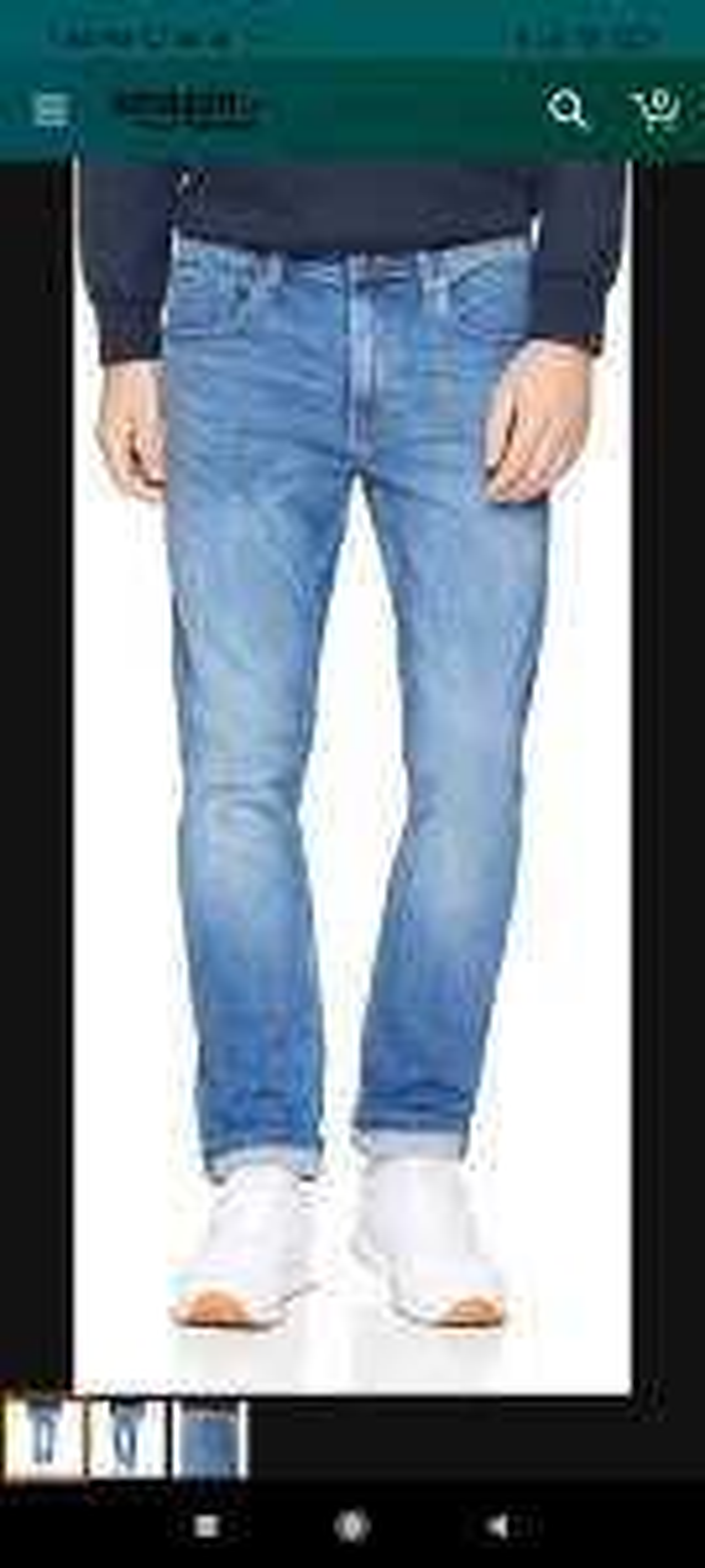 Blend Heren Jet Multiflex Jeans @ amazon.nl