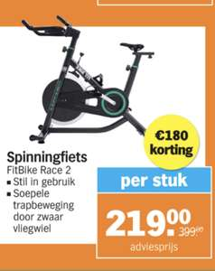Spinningfiets FitBike Race 2