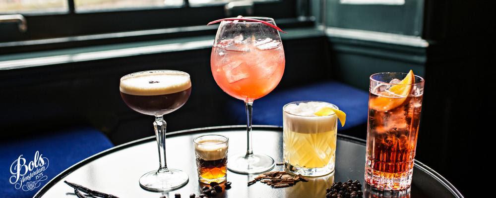 15% korting op likeuren en cocktail benodigdheden @Bols