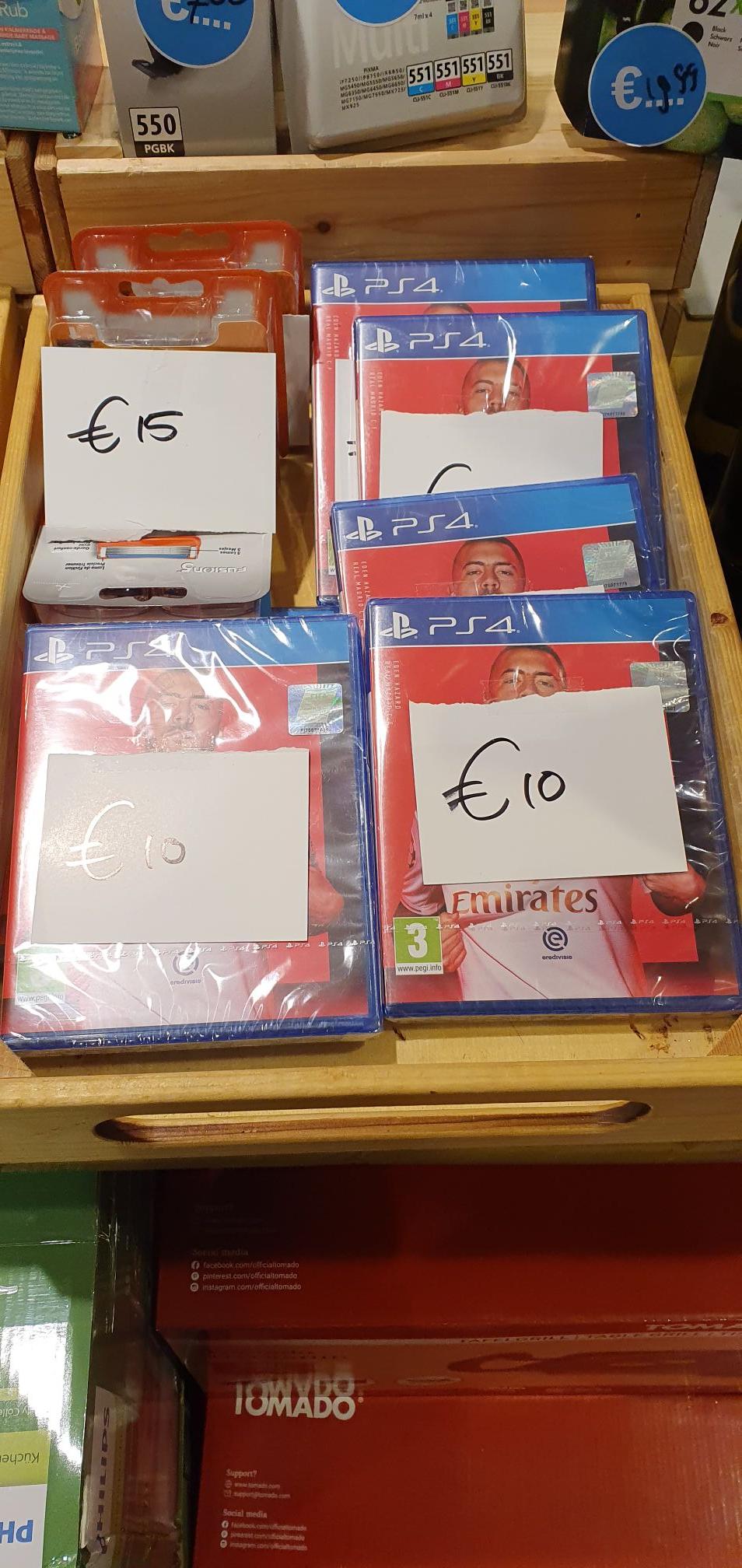 [Lokaal] Fifa 20 (PS4) voor €10,- @ Albert Heijn Bussum