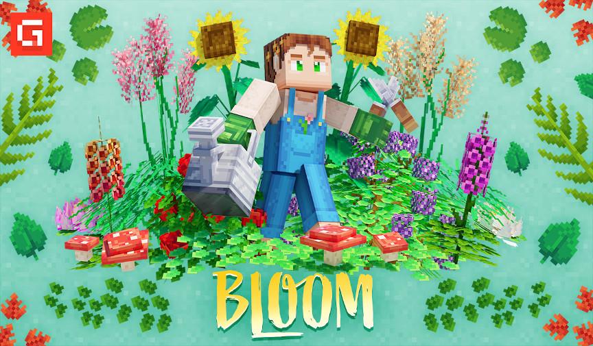 Minecraft Bedrock map Bloom gratis
