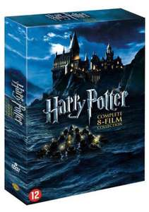 harry potter DVDset 1-8 @ wehkamp