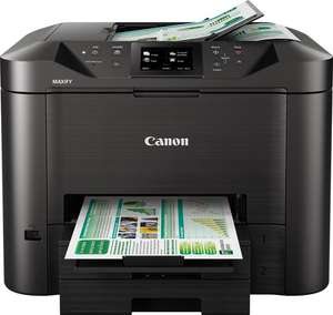 Canon MAXIFY MB5450 - All-in-One Printer / Zwart @bol.com (externe verkoper)