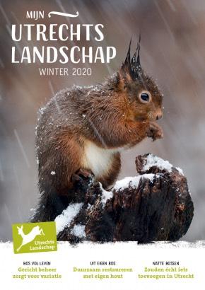 Gratis tijdschrift Mijn Utrechts Landschap