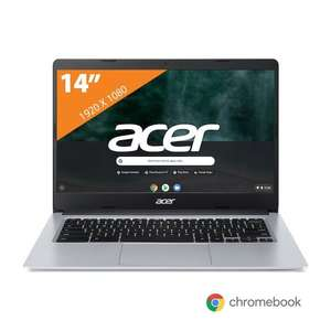 "Acer Chromebook 14"" / 4GB / 64GB / Intel Celeron 1,1 - 2,8 GHz voor €249 @ Expert"