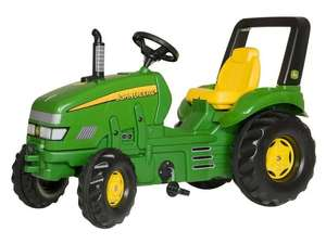 "[Nu €75] Rolly Toys ""John Deere X-TRAC"" traptractor"