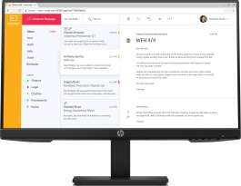 Hp p24h ips monitor