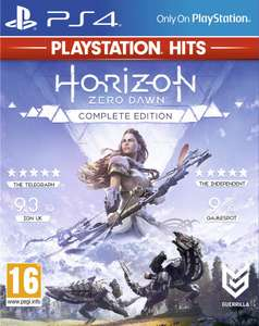 [PS4] Horizon Zero Dawn Complete Edition @PlayStation store