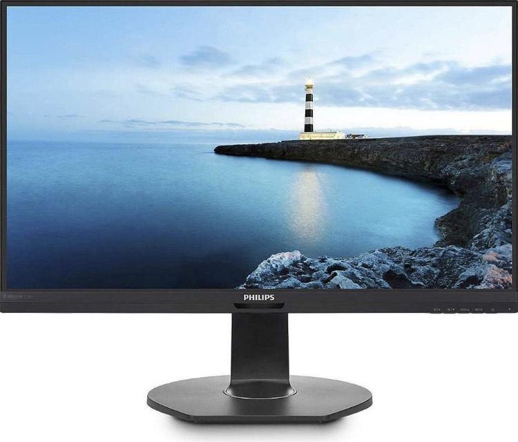 Philips monitor in de aanbieding bij bol.com (272B7QUPBEB/00)