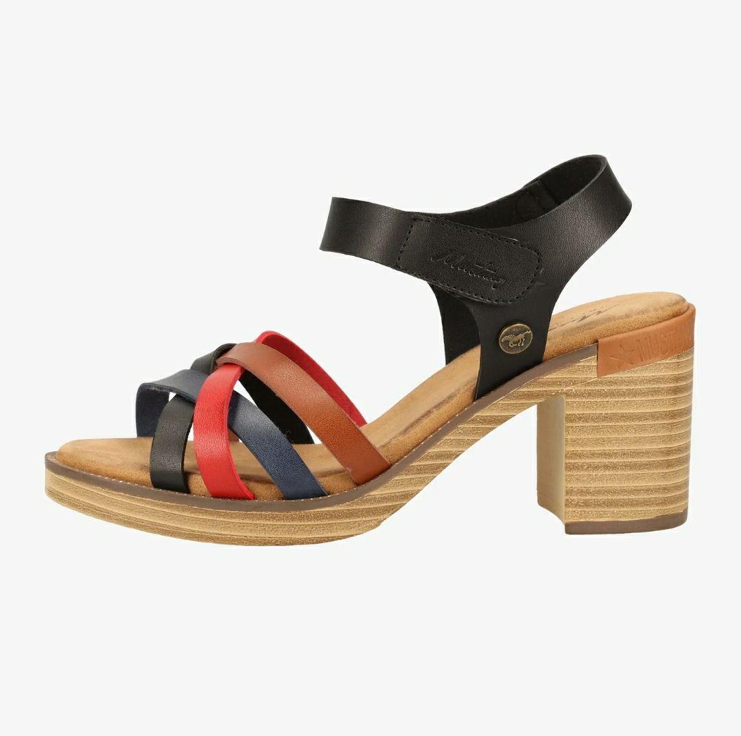 Mustang dames sandalen | gratis verzending met Prime