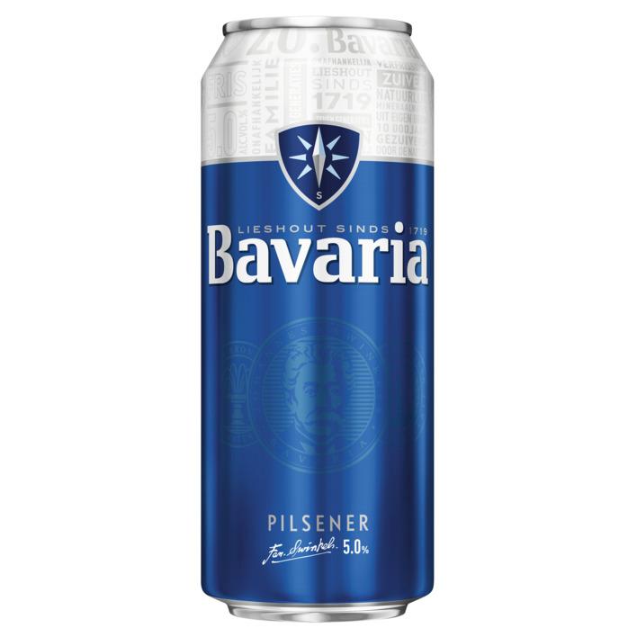Bavaria bier bij ah in de aanbieding 50% bonus