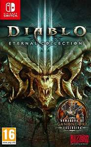 Diablo 3 Switch (Spaanse cover)