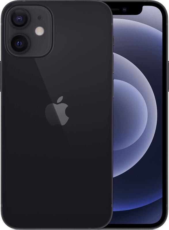 Apple iPhone mini 64GB zwart [KPN winkels]