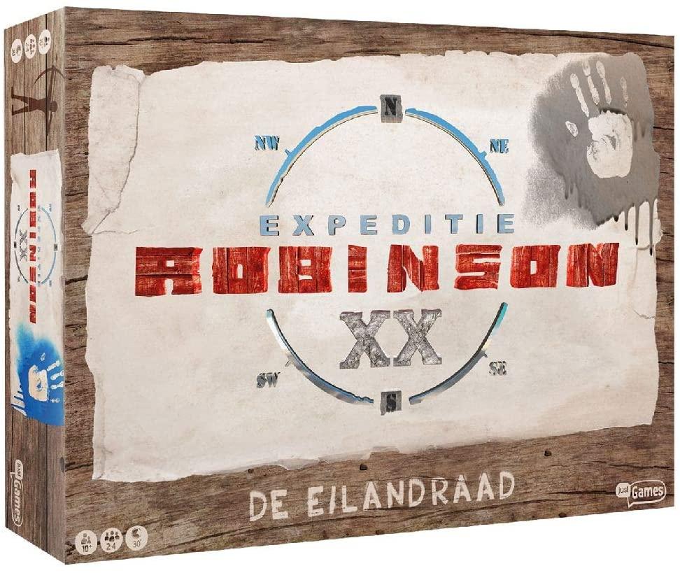 Expeditie Robinson De Eilandraad
